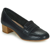 Shoes Women Loafers André MICHELLE Marine