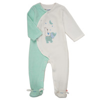 material Boy Sleepsuits Noukie's NATHAN Blue