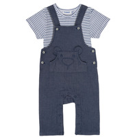 material Boy Sets & Outfits Noukie's NAEL Blue