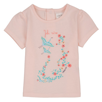 material Girl short-sleeved t-shirts Carrément Beau NOLAN Pink