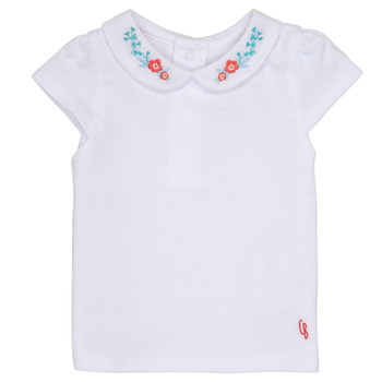 material Girl short-sleeved t-shirts Carrément Beau MAYVE White