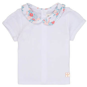 material Girl short-sleeved t-shirts Carrément Beau JACKSON White