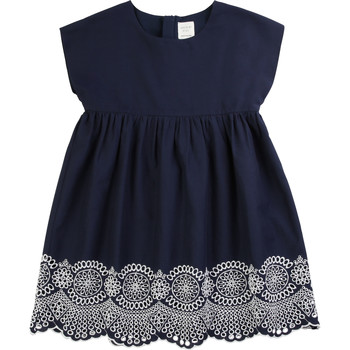 material Girl Short Dresses Carrément Beau LISE Blue