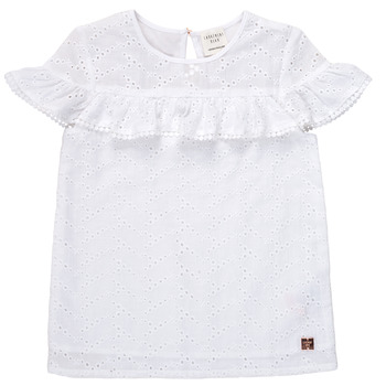 material Girl short-sleeved t-shirts Carrément Beau ARMELLE White