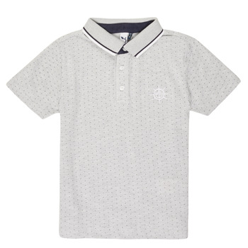 material Boy short-sleeved polo shirts 3 Pommes MADYSON Marine