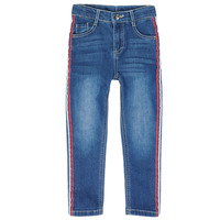 material Boy 5-pocket trousers 3 Pommes ALICIA Marine