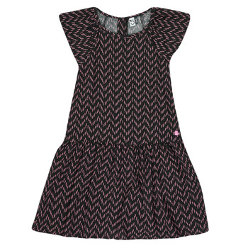material Girl Short Dresses 3 Pommes JULIE Black