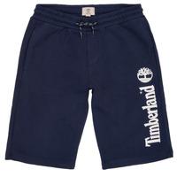 material Boy Shorts / Bermudas Timberland OMAR Blue