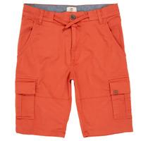 material Boy Shorts / Bermudas Timberland STANISLAS Red