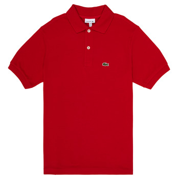 material Boy short-sleeved polo shirts Lacoste WILLS Red