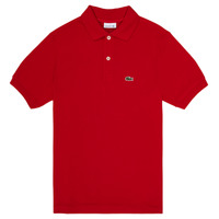 material Boy short-sleeved polo shirts Lacoste CHERYANE Red