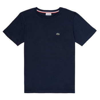 material Boy short-sleeved t-shirts Lacoste KETLEEN Marine