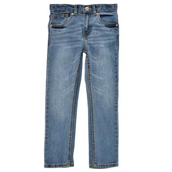 material Boy Skinny jeans Levi's 511 SKINNY FIT Blue / Medium