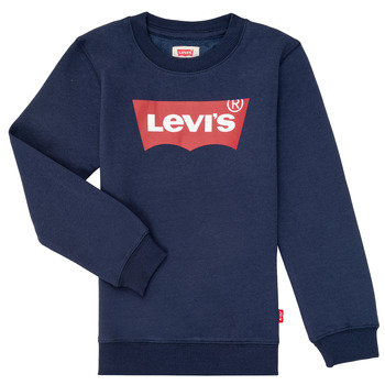 material Boy sweaters Levi's BATWING CREWNECK Marine