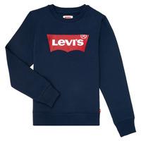 material Boy sweaters Levi's BATWING CREWNECK Marine