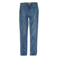 material Girl Skinny jeans Levi's 721 HIGH RISE SUPER SKINNY Blue