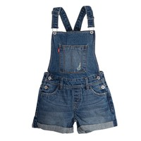 material Girl Jumpsuits / Dungarees Levi's SHORTALL Blue