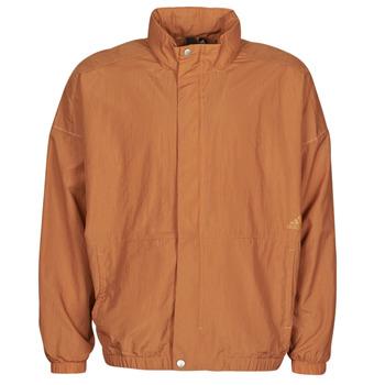 material Men Jackets adidas Originals M S2S WOV JKT Brown