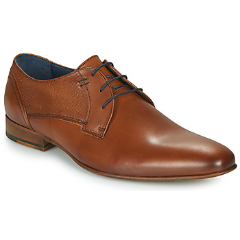 Shoes Men Derby shoes André LAZERMAN Cognac