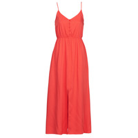 material Women Long Dresses Betty London MELLE Coral