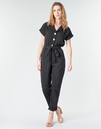 material Women Jumpsuits / Dungarees Betty London MYRTIL Black