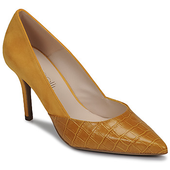 Shoes Women Court shoes Fericelli MARIA Yellow