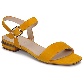 Shoes Women Sandals Fericelli MADDY Yellow