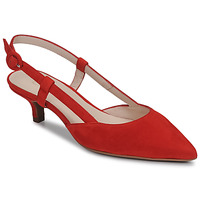 Shoes Women Court shoes Fericelli JOLOIE Red