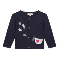 material Girl Jackets / Cardigans Catimini LOUNA Blue