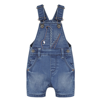 material Boy Jumpsuits / Dungarees Catimini LYVIA Blue