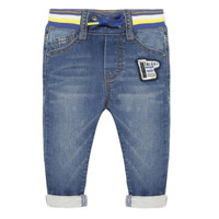 material Boy 5-pocket trousers Catimini HELOISE Blue