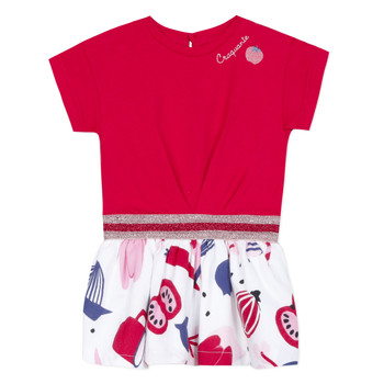 material Girl Short Dresses Catimini DAMIANO Red