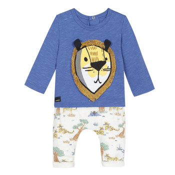 material Boy Sets & Outfits Catimini ULYSSE White