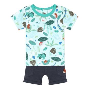 material Boy Sets & Outfits Catimini THOMAS Blue