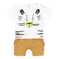 material Boy Sets & Outfits Catimini AYDEN Beige