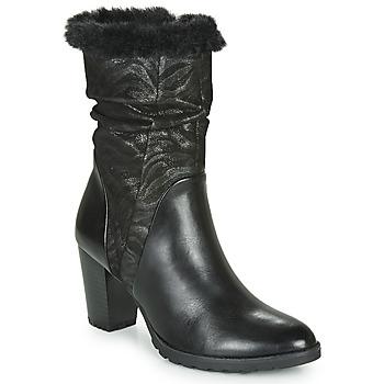 Shoes Women Boots Caprice LOTIMA Black
