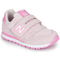 Shoes Children Low top trainers New Balance YV373SP-M Pink