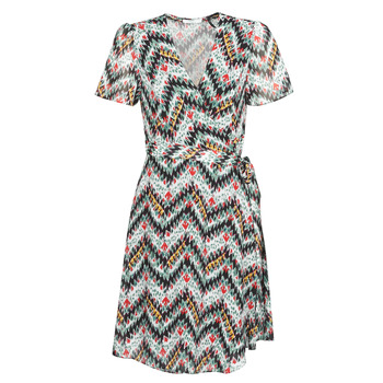 material Women Short Dresses Les Petites Bombes V7205 Multicolour