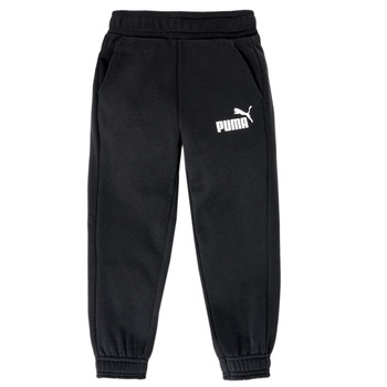material Boy Tracksuit bottoms Puma SWEAT PANT Black