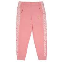 material Girl Tracksuit bottoms Puma MONSTER SWEAT PANT GIRL Pink