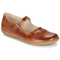 Shoes Women Ballerinas Casual Attitude GERALDINE Brown