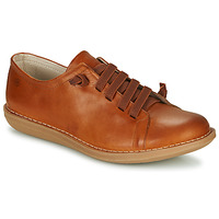 Shoes Men Derby shoes Casual Attitude MINIO Cognac