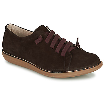 Shoes Men Derby shoes Casual Attitude MARIANA Brown