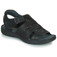Shoes Men Sandals Casual Attitude GEFREY Black