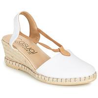 Shoes Women Sandals Casual Attitude MAYA White