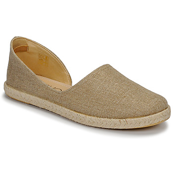 Shoes Women Espadrilles Casual Attitude JALAYIVE Beige