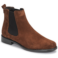 Shoes Women Mid boots Betty London NORA Brown