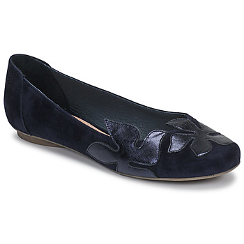 Shoes Women Ballerinas Betty London ERUNE Marine