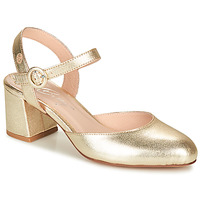 Shoes Women Court shoes Betty London MALINE Silver