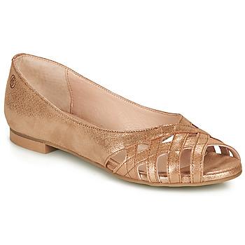 Shoes Women Sandals Betty London MANDINE Gold